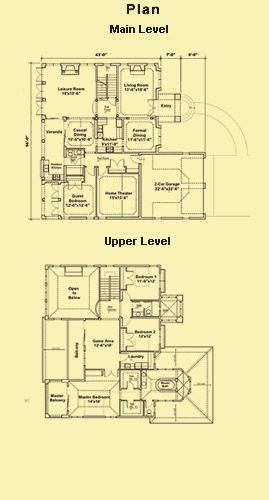 Coastal Plans Unique House Floor Plans 2 Story Floor