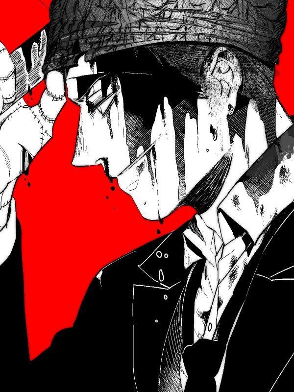 shin senpai // dorohedoro drhdr manga anime in 2020