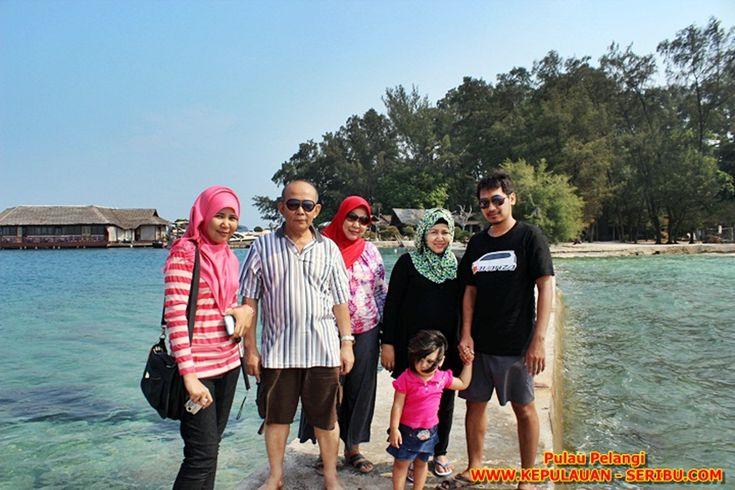 Wisata Pulau Pelangi Resort Kepulauan Seribu