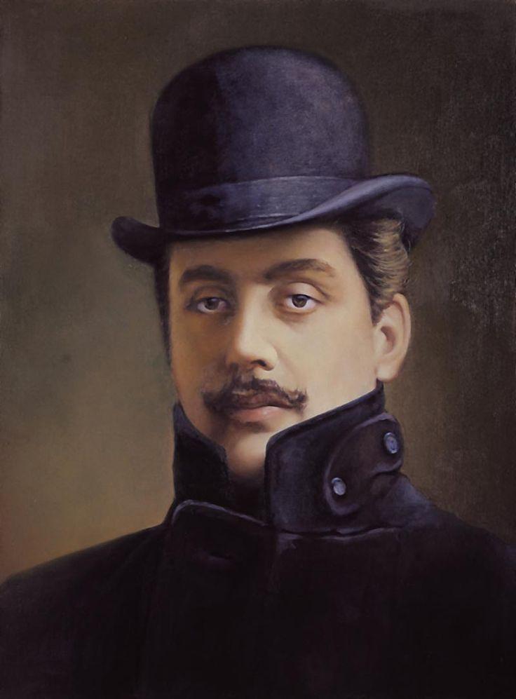 Giacomo Puccini (Giacomo Antonio Domenico Michele Secondo Maria Puccini) December 1858 – 29 November 1924), generally known as Giacomo Puccini, was an Italian opera composer.