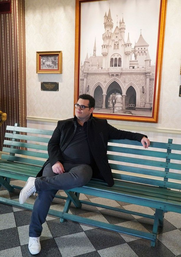 """Josh Gad will take viewers on a unique tour of Disneyland park, including peeks inside Walt Disney's private apartment above Main Street, U.S.A., and the Disneyland Dream Suite in New Orleans Square, during the two-hour television special, """"The Wonderful World of Disney: Disneyland 60,"""" on Sunday, Feb. 21, on the ABC Television Network."""