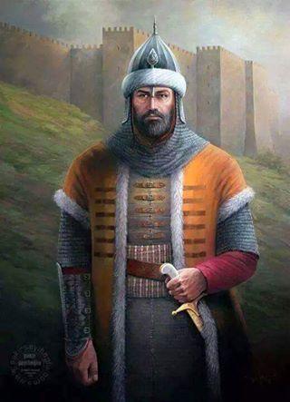 Fatih Sultan Mehmet Han'ın nadir bilinen bir resmi