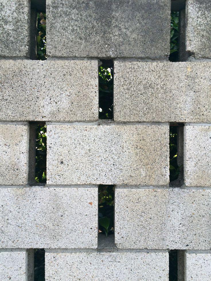 透かし積み in 栃木市