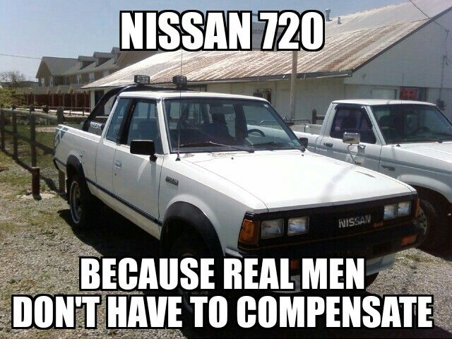 a0e9b149c5f9b1eb474f682700be3da9 meme 60 best nissan & datsun 4x4 trucks images on pinterest 4x4  at gsmx.co