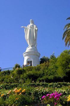 cerro san cristobal -