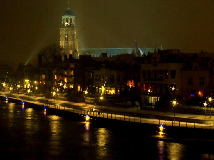 Deventer Skyline - Foto Moric van der Meer