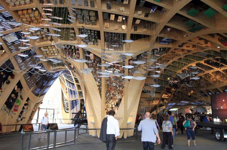 #Expo2015   France Pavilion