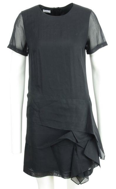 Silk Black dress by Brunello Cucinelli