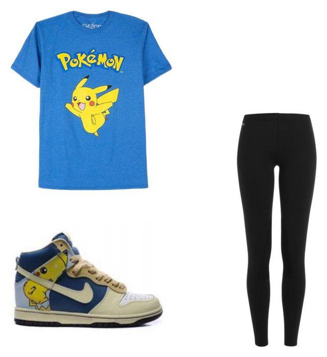 手机壳定制kevin durant shoes sale quot Pokemon Outfit quot by raugustin   liked on Polyvore featuring art