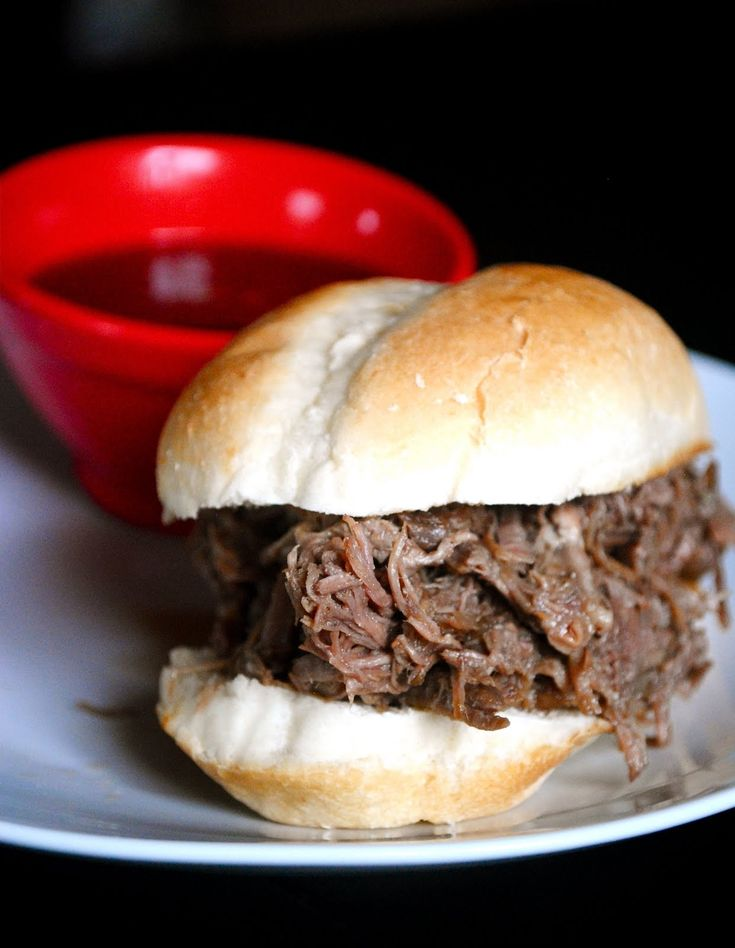 tried and true....ridiculously yummy french dip sandwiches!