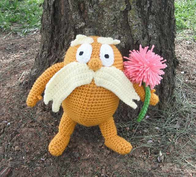 The Lorax A Crochet Pattern by Erin Scull by Erin Scull