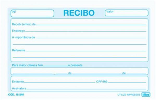 Modelo de Recibo - Pagamento, Serviço, Exemplos, Como fazer