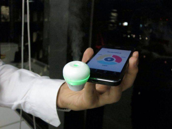 #Marketing o progresso #tech? Il #profumo per #smartphone si propone come la nuova frontiera del #mobile #business.