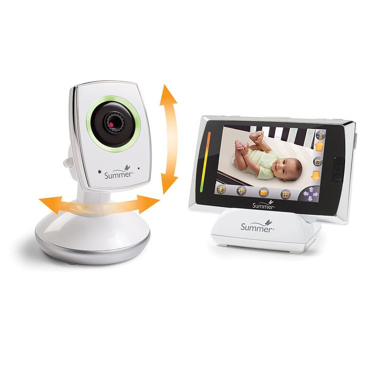 """Summer Infant Baby Touch WiFi Video Monitor & Internet Viewing System - Summer Infant - Babies""""R""""Us this is the one that can be used via phone or ipad as long as its wifi $299.99"""