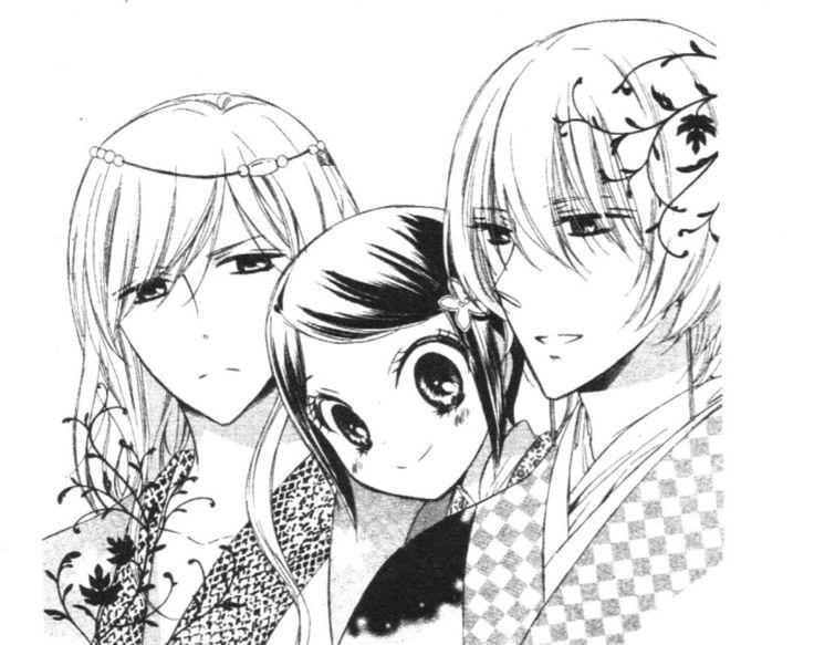 Mikado no shihou Manga