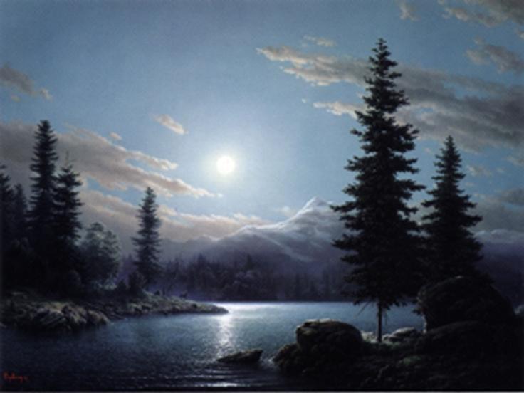 Dalhart Windberg is one of my favorite artists.