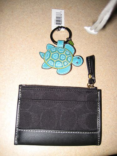 Post your COACH Key Fobs here! - Page 2 - PurseForum