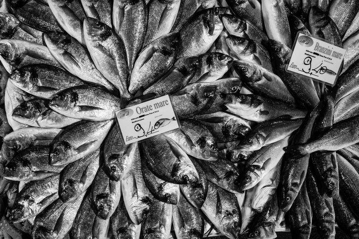 Rialto fish market. Traditional venetian market, today. #venice #tradition #food ph @SimonPadovani