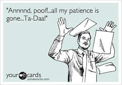 Patience Quotes Funny Patience. | Funny haha | Funny, Humor, Hilarious Patience Quotes Funny