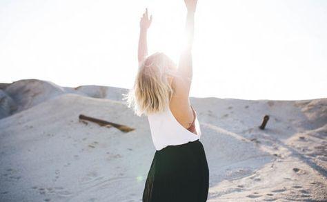 Aprende cómo ser optimista y positiva, ¡para que TODO te salga bien!