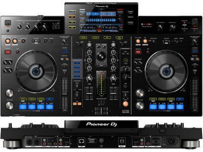 Pioneer XDJ-RX DJ Setup