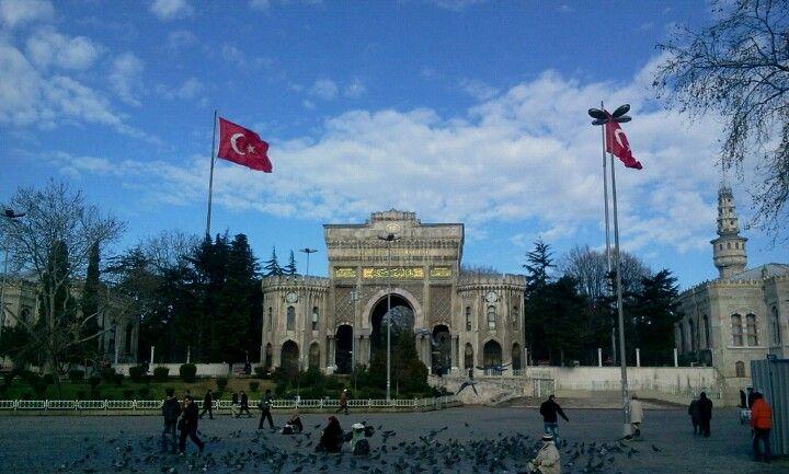 İstanbul Üniversitesi şu şehirde: İstanbul, İstanbul