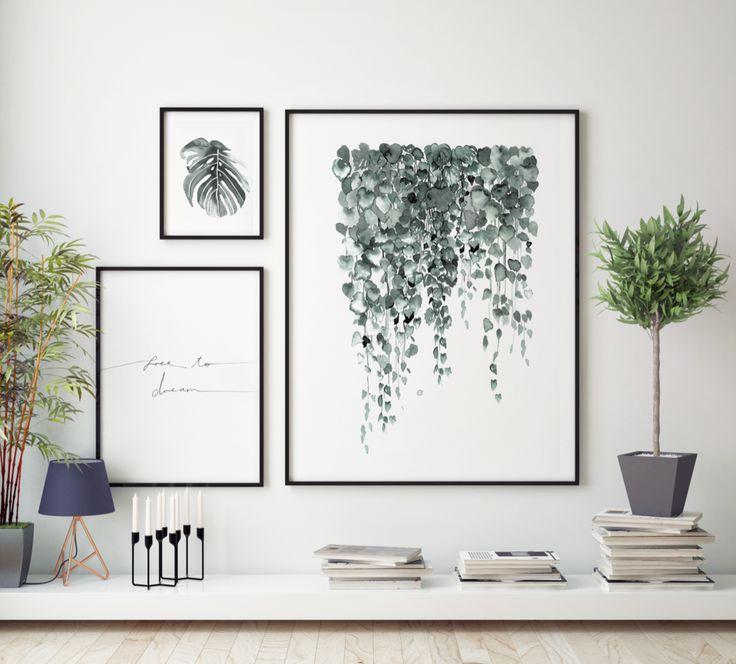 Plant Cluster – Leden Design