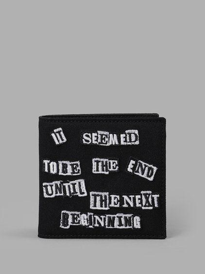 VALENTINO Valentino Unisex Morning Pounk Billfold Wallet Coin Pourse. #valentino #wallets
