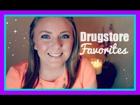 Drugstore Favorites!