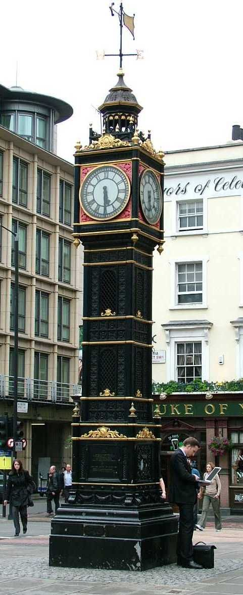 Little Ben - Victoria Street - Westminster - London - 010604 - Little Ben - Wikipedia, the free encyclopedia