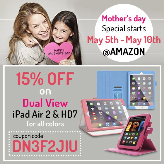9 best ipad images on pinterest stylus style and apple ipad give mom the protection she needs for her tablet this mothers day roocase fandeluxe Choice Image