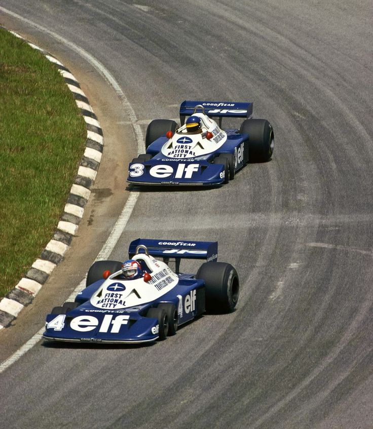 17 Best Images About Tyrrell P34 Race Car On Pinterest