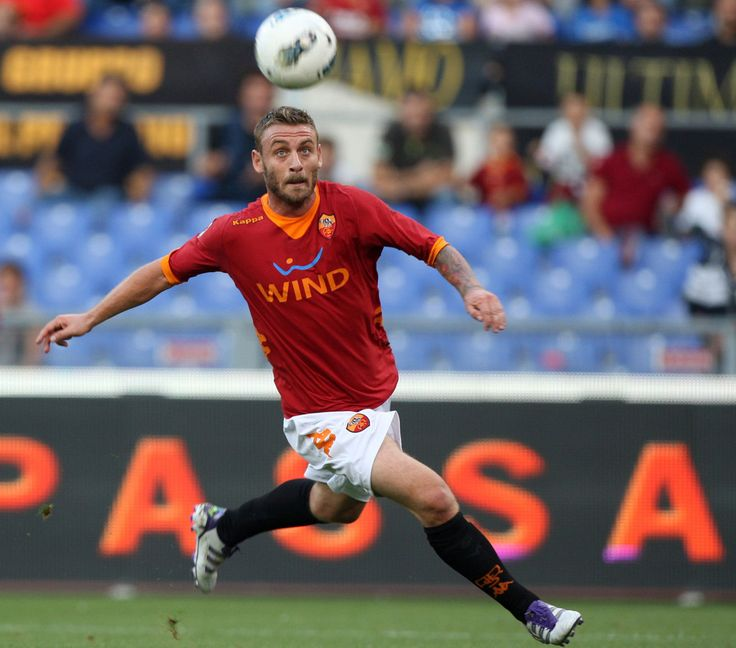 Daniele De Rossi. Loyalty, consistency and absolute brilliance.