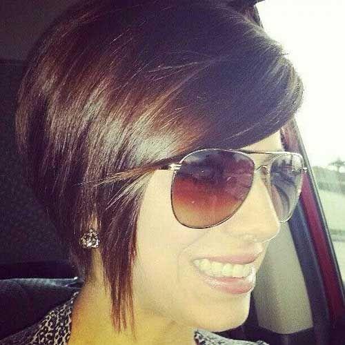 Sensational 17 Best Ideas About Short Inverted Bob On Pinterest Layered Hairstyles For Women Draintrainus