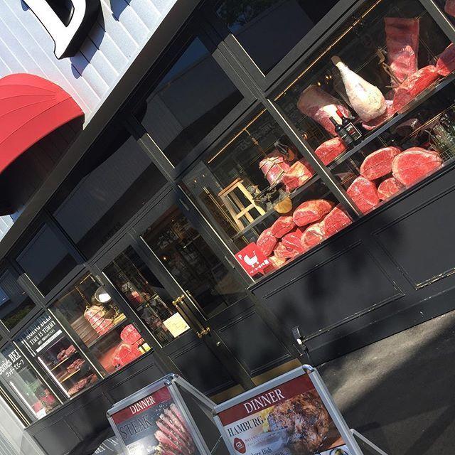 そして、レゴランドの隣のメーカーズピアのこのお店に行きたかった…😂もっとがんばって仕事しよー(´ー`*)ウンウン  #肉盛り9999円が食べたかった #レゴランド #メーカーズピア #お肉#肉#ステーキ