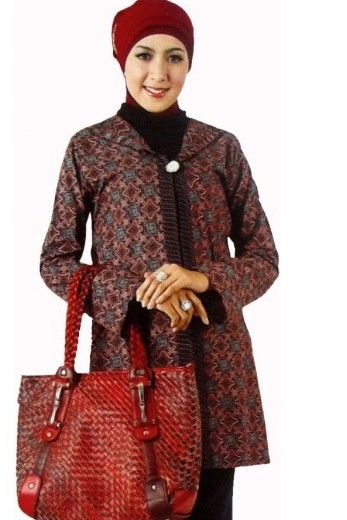 Batik fashion for woman