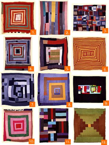 The Quilts of Gees Bend: Four generations of African-American quilters in Gee's Bend, Ala., created works of art unique to their isolated hamlet. They have now become world famous. Biddy Craft