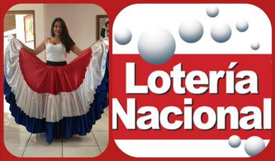 #JPS - #CostaRica Resultados Loteria Nacional domingo 30/7/2017.