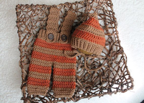 124 best crochet fall hats images on pinterest beanies crochet newborn boys crochet fall inspired pixie bonnet pants set wsuspenders https dt1010fo