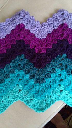 25+ best ideas about Ripple crochet patterns on Pinterest The stitch, Croch...