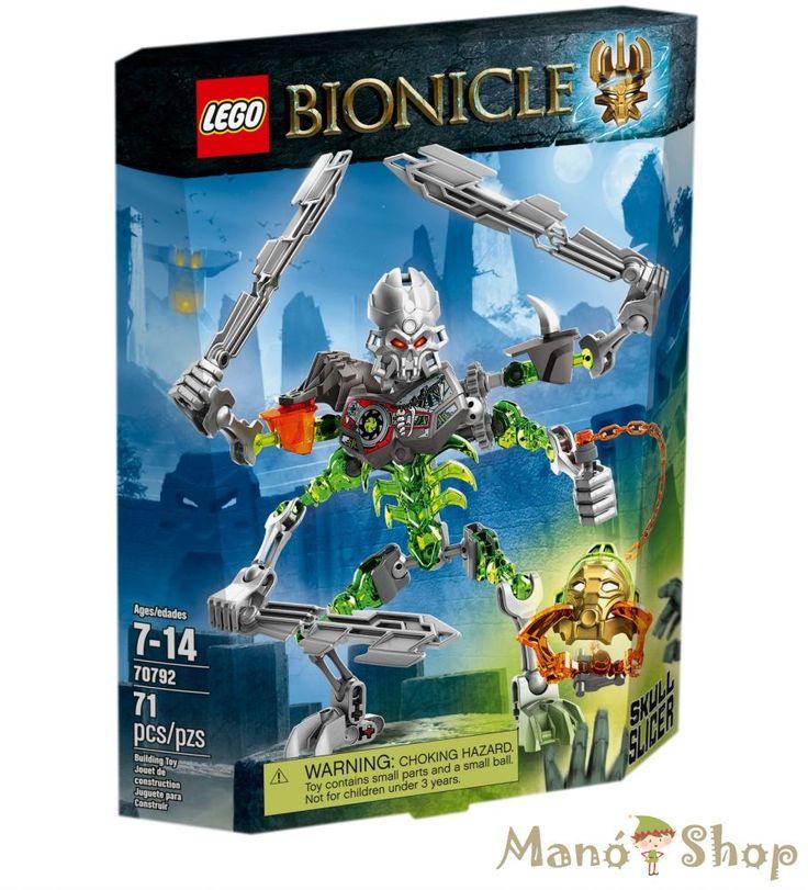 Lego Bionicle Koponyahasító 70792