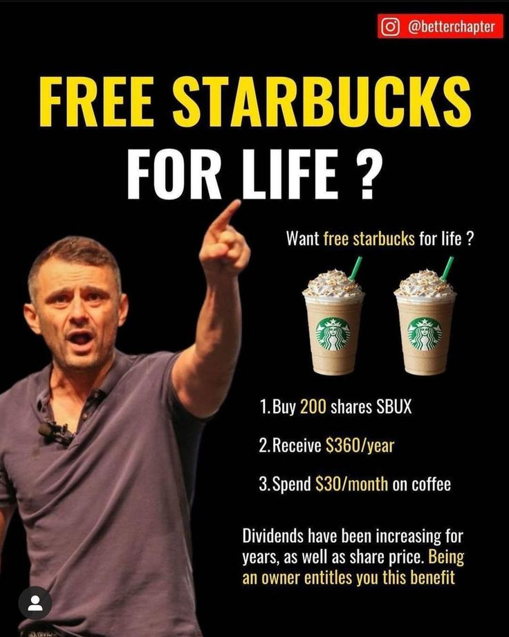 "Business | Success | Motivate on Instagram: ""Think this is worth owning SBUX? @betterchapter #investor #passiveincome #financialindependence #wealth #rich #businessquotes…"""