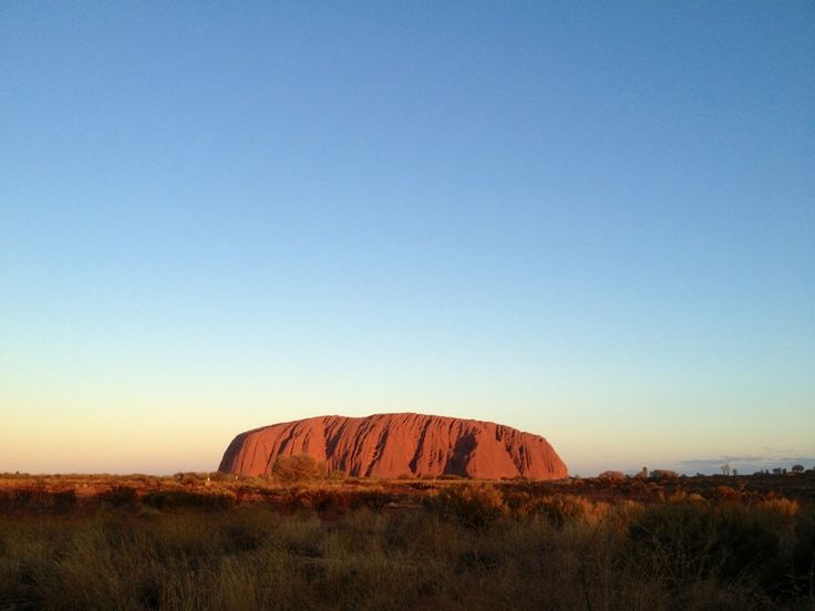 Uluru in Yulara, NT - a must see destination in Australia!