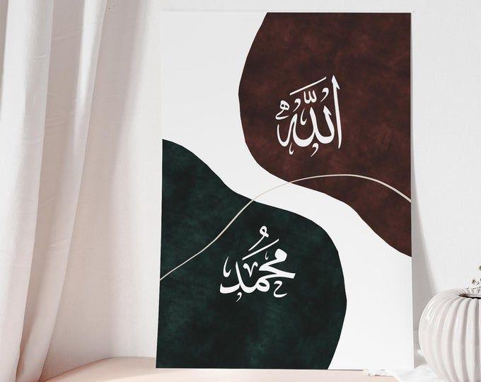 Pin Op Lukisan Arab