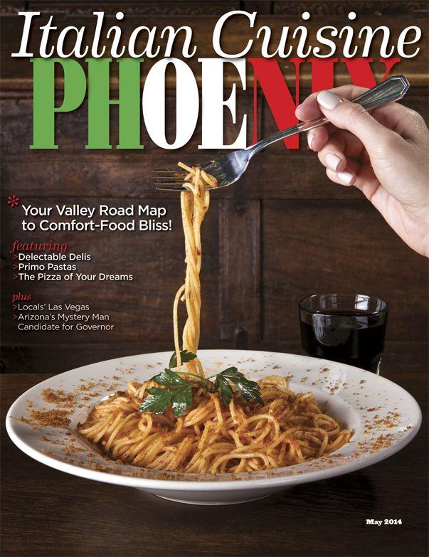 Best PHOENIX Magazine Covers Images On Pinterest Magazine - Map us foods pheonicx