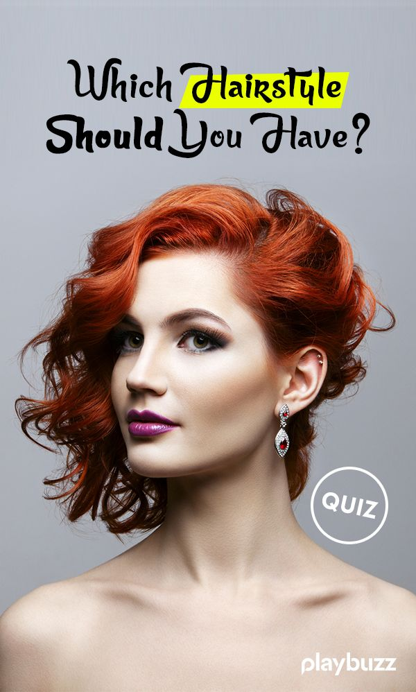 Which Hairstyle Should You Have?   Hair quiz, Beauty quiz ...