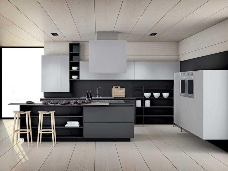 Per chi ha tanto spazio e ama cucinare, la nuova tendenza in cucina è ...