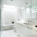 Hawthorn Home - contemporary - bathroom - melbourne - MR.MITCHELL