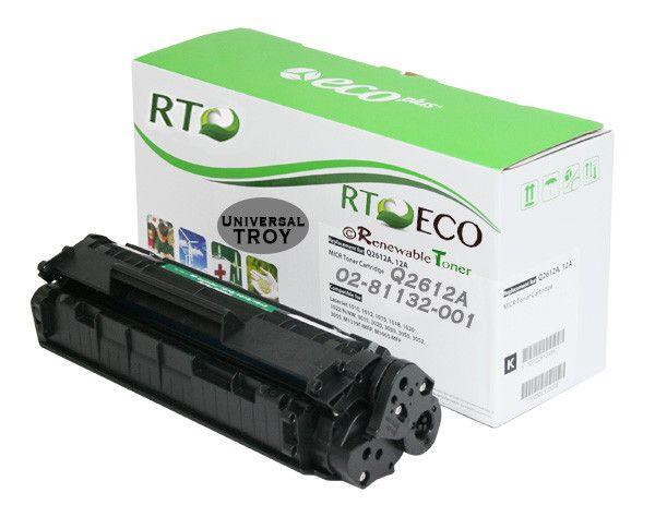 TROY 02-81132-001 | HP (12A) Q2612A MICR Toner Cartridge