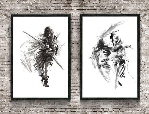 Imagini pentru samurai warriors drawings